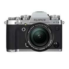 Fujifilm X-T3 Mirrorless Digital Camera with 18-55mm Lens