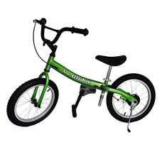 Glide Bikes Go Glider 16 Inch Bicycle