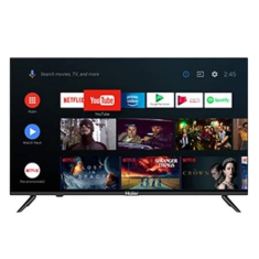 Haier LE50K6600HQGA 50 Inch 4K Ultra HD Smart Android LED Television