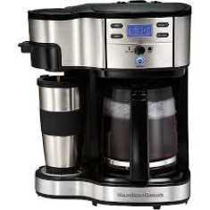 Hamilton Beach 2 Way Brewer Mug 49980 Coffee Maker