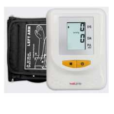 Healthgenie BPM01 Upper Arm BP Monitor