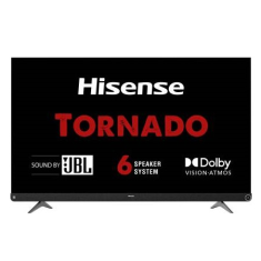 Hisense 55A73F 55 Inch 4K Ultra HD Smart Android LED Television