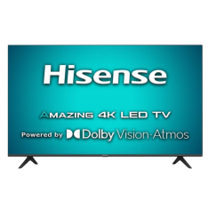 Hisense 58A71F 58 Inch 4K Ultra HD Smart Android LED Television