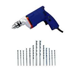 Ideal Electric Drill 10 Dc Pistol Grip Drill