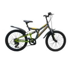 Innovision Mobility Junior 24 Inch 7 Speed Mountain Cycle