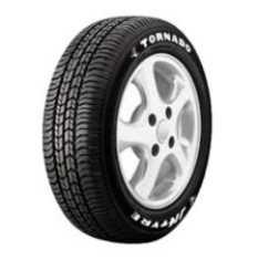 JK Tyre Tornado TL 165 80R14 Tubeless 4 Wheeler Tyre