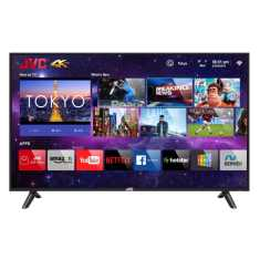 JVC LT-49N7105C 49 Inch 4K Ultra HD Smart LED Television