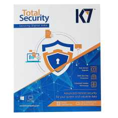 K7 Total Security 2017 1 PC 1 Year