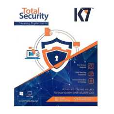 K7 Total Security 2017 10 PC 1 Year