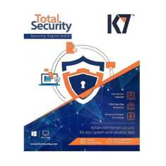 K7 Total Security 2017 7 PC 1 Year