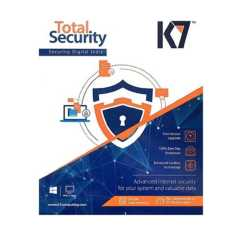 K7 Total Security 2017 8 PC 1 Year