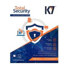 K7 Total Security 2017 9 PC 1 Year