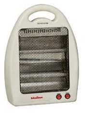 Khaitan Quartz KRH1115 Halogen Room Heater