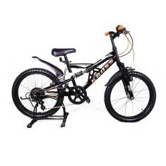 Kross Hunter 6S DS 20 Inch 7 Speed Recreation Cycle