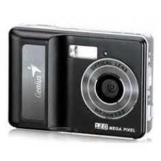 Genius Point and Shoot Camera G Shot V1200