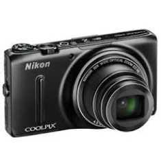 Nikon Coolpix S9500 Camera