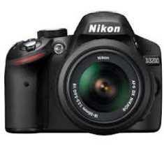 Nikon D3200 with 18-105mm Lens