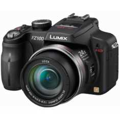 Panasonic Lumix DMC FZ100 Camera