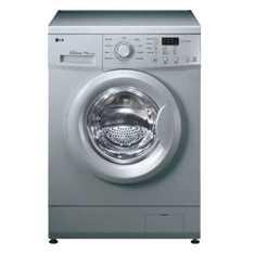 LG F10E3NDL25 6 kg Fully Automatic Front Loading Washing Machine