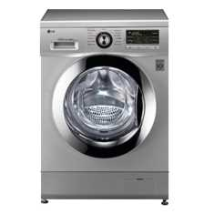 LG F1496ADP24 8 Kg Fully Automatic Front Loading Washing Machine