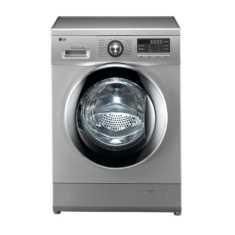 LG F1496TDP24 8 Kg Fully Automatic Front Loading Washing Machine