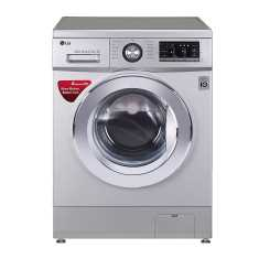 Lg Fh0g6wdnl Kg Fully Automatic Front Loading Washing Machine
