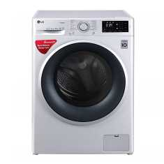 LG FHT1208SNL 8 Kg Fully Automatic Front Loading Washing Machine