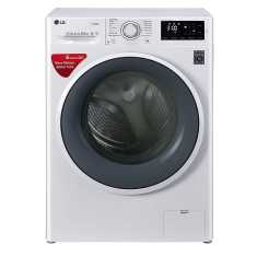 LG FHT1265SNW.ABWPEIL 6.5 Kg Fully Automatic Front Loading Washing Machine
