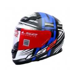 LS2 FF320 Bang Motorsports Helmet