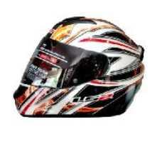 LS2 FF352 Blast Motorbike Helmet