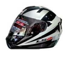 LS2 FF352 DYNO Motorbike Helmet