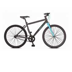 Mach City Munich 26 Inch Single Speed Bicycle
