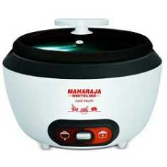 Maharaja Whiteline Cool Touch 1.8 Litre Electric Rice Cooker