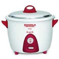 Maharaja Whiteline Inicio 1.8 Litre Electric Rice Cooker