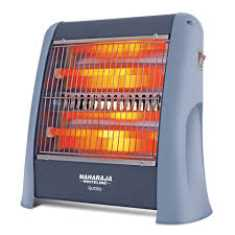 Maharaja Whiteline Quato Quartz Room Heater