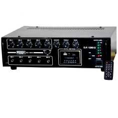 Medha DJ Plus D.P. 1200-U 120 W AV Power Amplifier