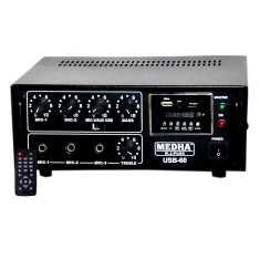 Medha DJ Plus USB-60 Amplifier