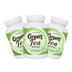 Medisys Green Tea Extract Combo of 3 Bottles