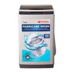 Micromax MWMFA601TTSS2GY 6 Kg Fully Automatic Top Loading Washing Machine