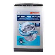 Micromax MWMFA651TTSS2GY 6.5 Kg Fully Automatic Top Loading Washing Machine