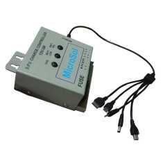 Microsol 12V10A PWM Solar Charge Controller