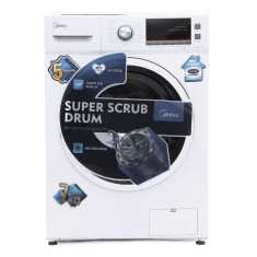Midea MWMFL070CPR 7 Kg Fully Automatic Front Loading Washing Machine
