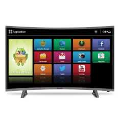 Mitashi MiCE039v30 HS 38.5 Inch HD Ready Smart Curved LED Television