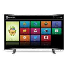Mitashi MiCE043V30 FS 43 Inch Full HD Smart Curved Android LED Television