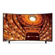 Mitashi MiCE050v34 4KS 48.5 Inch 4K Ultra HD Smart Curved LED Television
