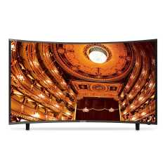 Mitashi MiCE050v34 4KS 48.5 Inch 4K Ultra HD Smart Curved LED Television