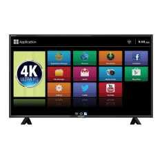 Mitashi MiDE050v25 50 Inch 4K Ultra HD Smart LED Television