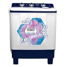Mitashi MiSAWM65V35 AJD 6.5 Kg Semi Automatic Top Loading Washing Machine