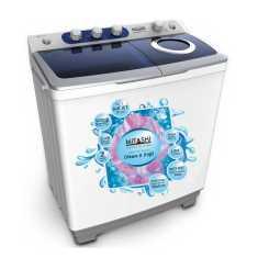 Mitashi MiSAWM85v25 8.5 Kg Semi Automatic Top Loading Washing Machine