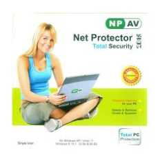 Net Protector Total Protection 2015 1 PC 1 Year